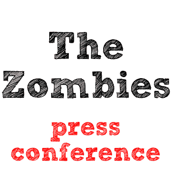 The Zombies press-conference